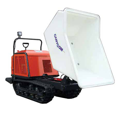 SC-75 Forward Dump Concrete Buggy – KATO-CES